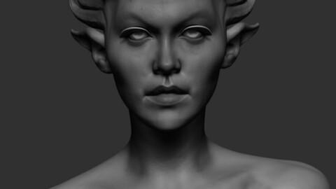 Demon Girl 02