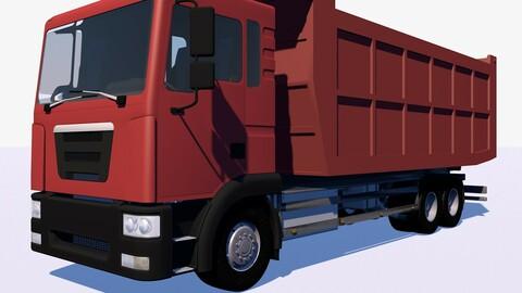 dump truck v2