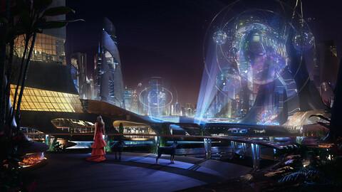 Crimson City - PSD