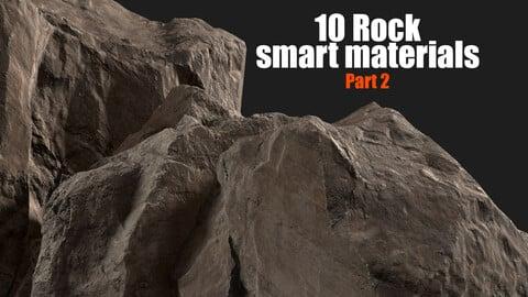 10 Rock smart materials Part 2