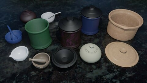 Bowls Collection
