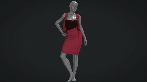 Women Suit - MD CLO Project