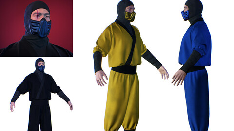 Ninja Color Pack