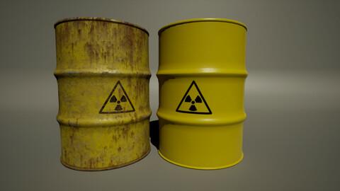 Nuclear Drum