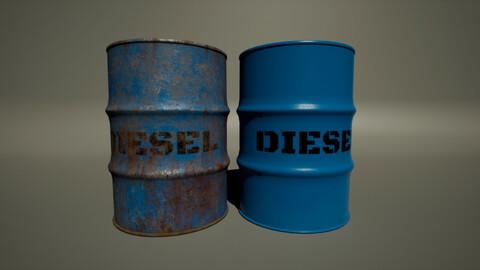 Diesel Drum