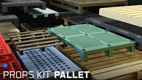Props kit Pallet