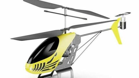 Love small plane cartoon plane Q plane Mini plane toy helicopter
