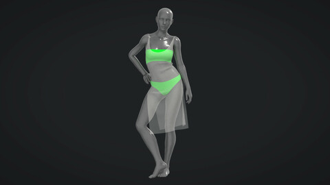 SWIMSUIT - MD Clo Project