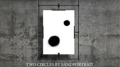 TWO CIRCLES - FREE (SANDART)