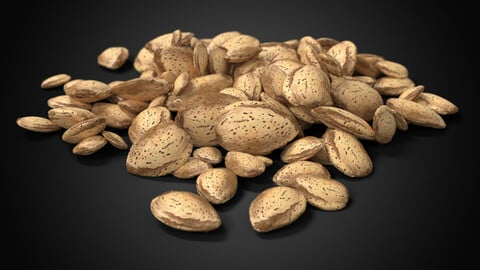 Almonds Shelled
