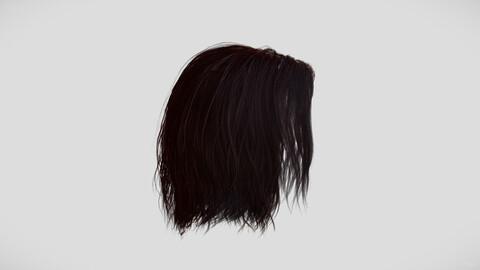 Hair Male - 016