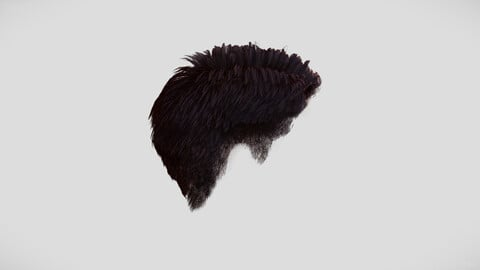 Hair Male - 017