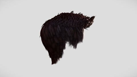 Hair Male - 020