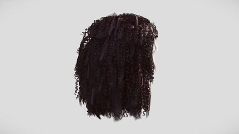 Hair Female - 022