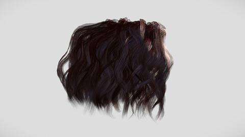 Hair Female - 024