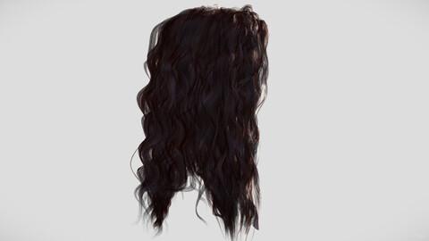 Hair Female - 025
