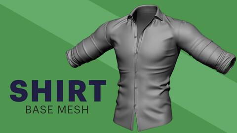 Shirt - Basemesh