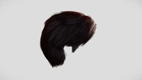 Hair Female - 026