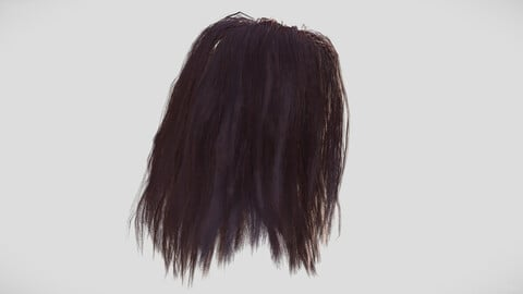 Hair Female - 027