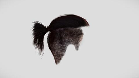 Hair Male - 021