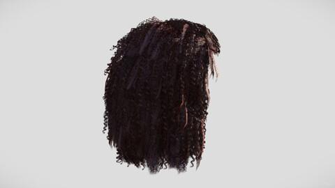 Hair Male - 023
