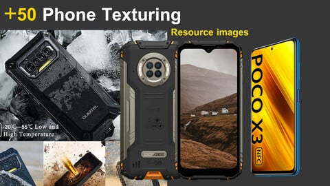 phone texturing (resource images )