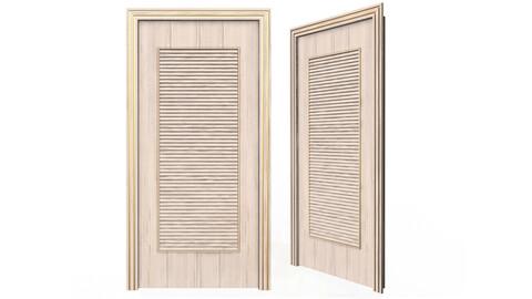 Carved Door Blinds 04