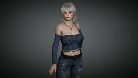 Female Character 18