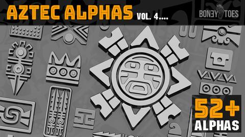 Aztec Alphas Volume 4