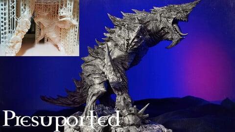 Onikuma 3dPrint Presuported