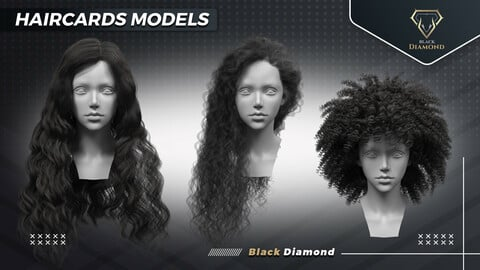 Haircards Models