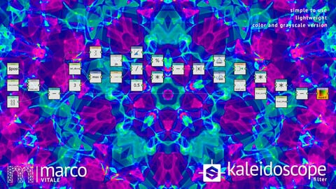 MV Kaleidoscope - Filter