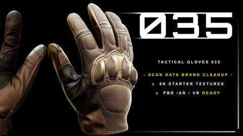 Tactical Gloves 035