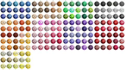 Double Cut Gemstones [48x48]