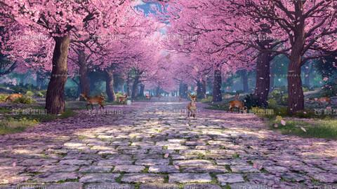 Sakura Island