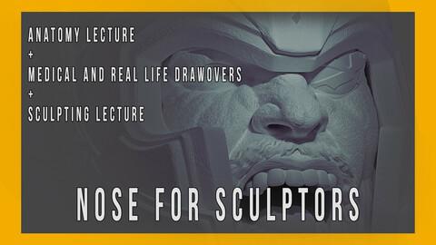 Nose for Sculptors
