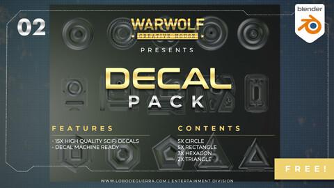 Warwolf Decal Pack 02