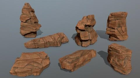 Sandstone Set