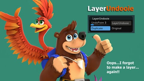 """LayerUndooie - The """"Oops I Forgot To Make a Layer"""" ZScript!"""