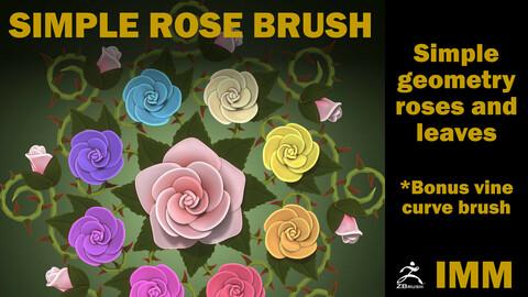 Simple Rose IMM