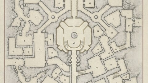 Dwarven ruins of Abendhur