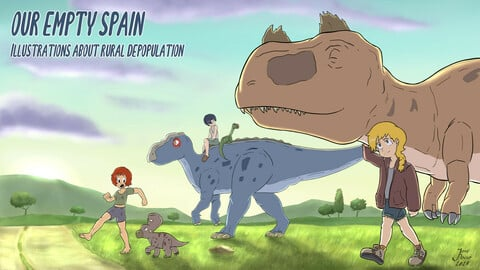 OUR EMPTY SPAIN