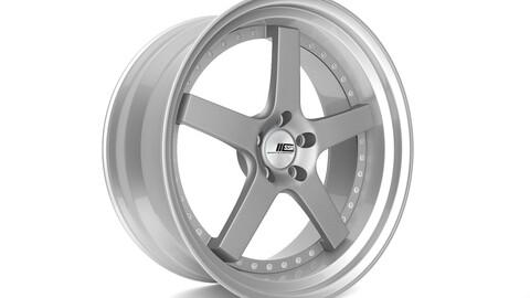 SSR Professor SP4 Wheel 3D model