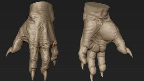 Creature Hand 1