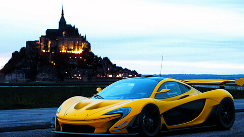 P1 GTR COLLECTION