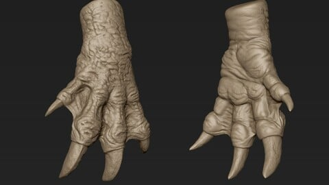 Creature Hand 2