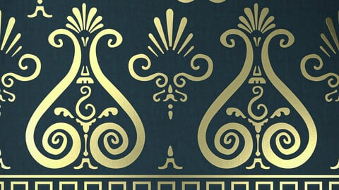 FREE PACK OF ROMAN ORNAMENTS ALPHAS/BRUSHES 4K