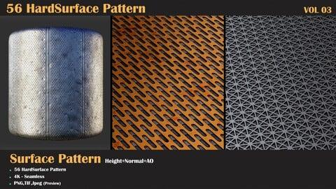 56 Hardsurface Pattern - VOL 03