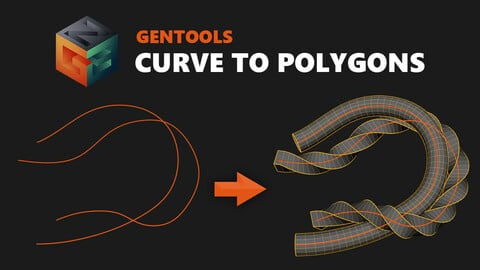 Curve To Polygons