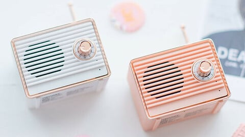 My Melody Portable Bluetooth Speaker